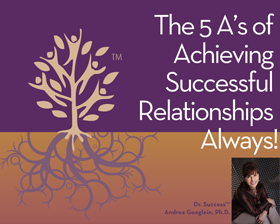 Achieving Successful Relationships
