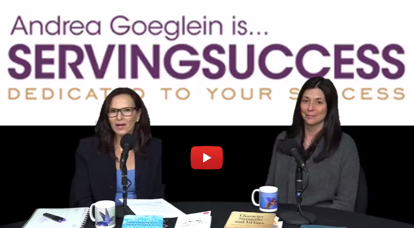 Dr. Success™, Andrea Goeglein speaks with Sharon Adashek about The Curious Mind